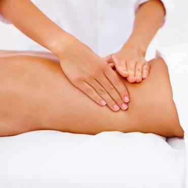 Massage Délassant du Dos (20 min*)