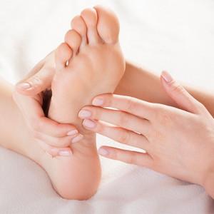 Massage Énergétique des Pieds*