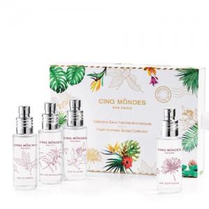 Collection « Eaux Fraîches Aromatiques »