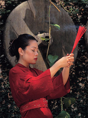 Rituel de Kyoto
