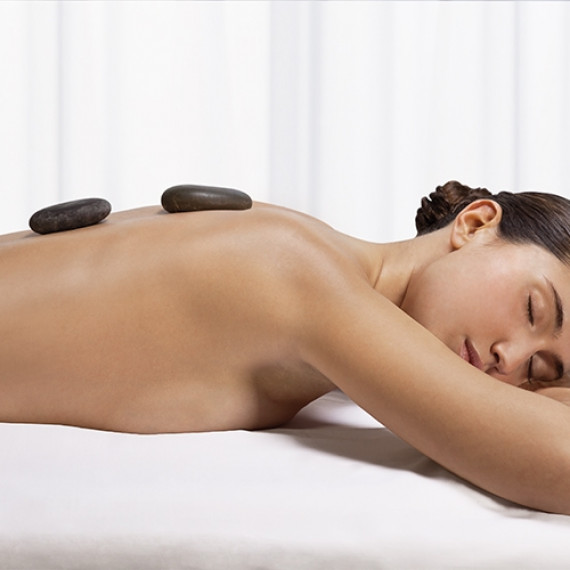 Hot & Cold Stones Royal Taoist Treatment+(1h50,  for 1 or 2 persons )