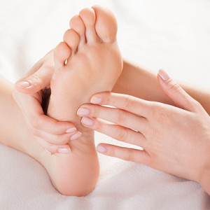 Energetic Foot Massage*