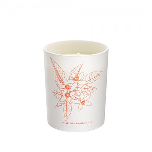phyto-aromatic candle
