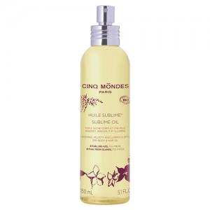 sublime body & hair oil
