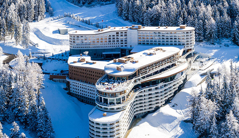 CLUB MED BY CINQ MONDES LES ARCS PANORAMA