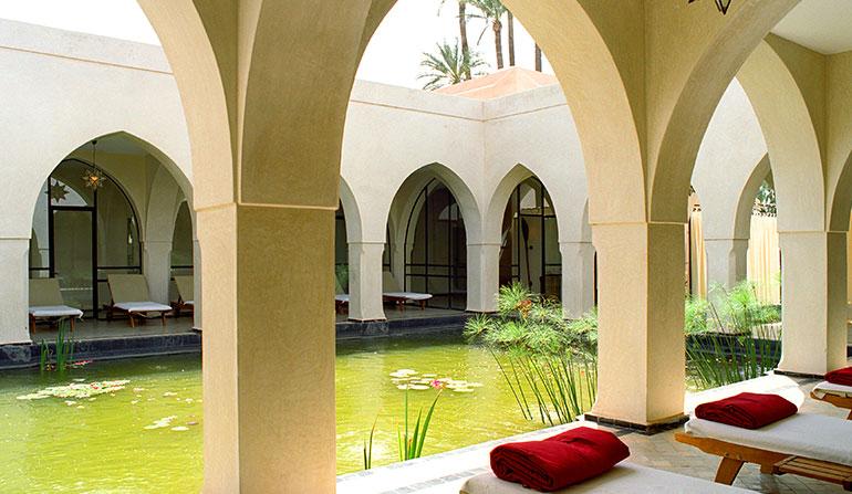 Atrium La Palmeraie Club Med