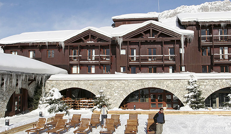 CLUB MED SPA BY CINQ MONDES VAL D'ISÈRE