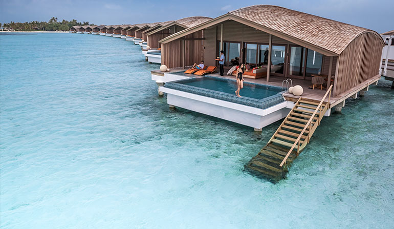 CLUB MED SPA BY CINQ MONDES CLUB MED FINOLHU VILLAS