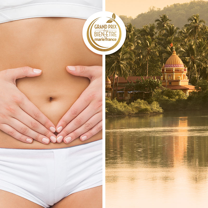 Soin-Massage Détox Udarabhyanga