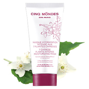 Masque Hydratation Intense aux 7 Plantes Chinoises