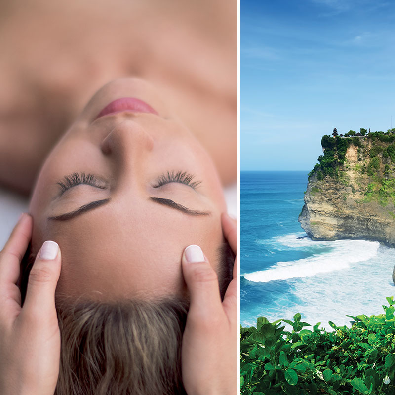Bali Flowers and Fruits Ritual Skin Perfection facial