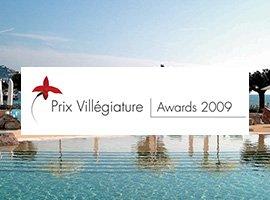 Prix Villégiature Award 2009
