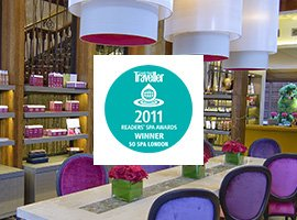 Readers' Spa Awards 2011 WINNER