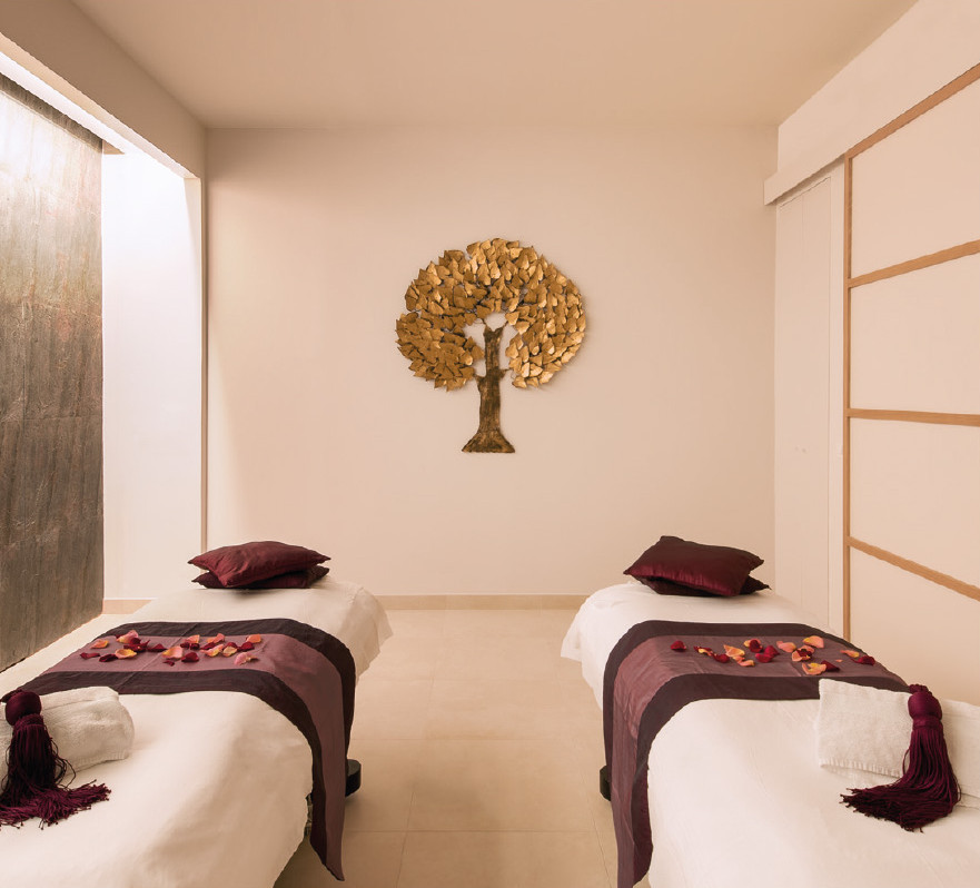 Spa Cinq Mondes Au Monte Carlo Bay Soins Spa Massage